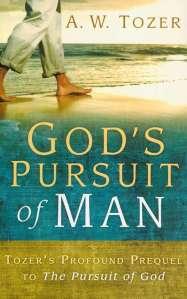 Gods pursuit man
