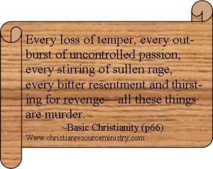basic christianity p2