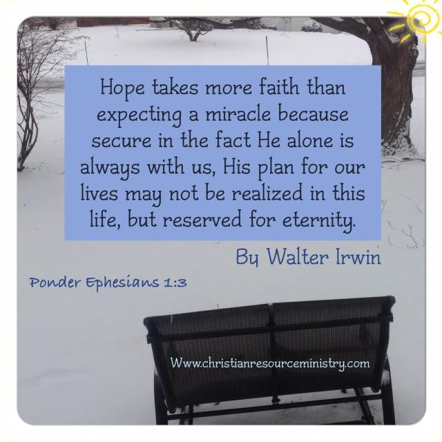 hope walt