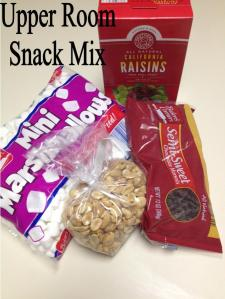 Upper Room Snack Mix
